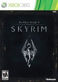 The Elder Scrolls Skyrim Xbox 360 front_265