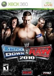 WWE Smackdown vs Raw 2010 Xbox 360 rabljena_front_265
