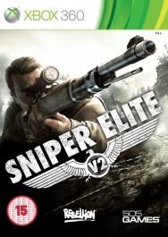 Sniper Elite V2 Xbox 360 rabljena_front_265