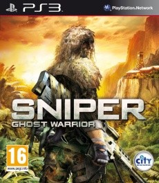 Sniper Ghost Warrior (rabljena) PlayStation 3 (PS3)_front_265
