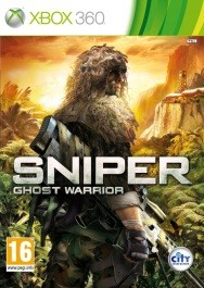 Sniper Ghost Warrior Xbox 360 rabljena_front_265