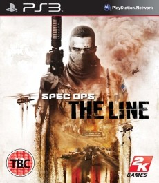 Spec Ops: The Line (rabljena) PlayStation 3 (PS3)_front_265