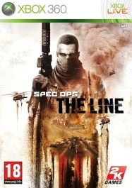 Spec Ops: The Line Xbox 360 rabljena_front_265