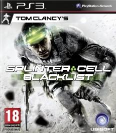 Splinter Cell: Blacklist (rabljena) PlayStation 3 (PS3)_front_265