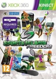 Sports Island Freedom Xbox 360 rabljena kinect front_265