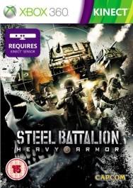 Steel Battalion: Heavy Armor rabljena Xbox 360 kinect_front_265