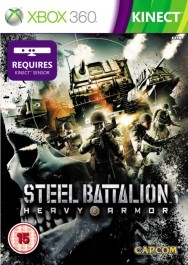 Steel Battalion: Heavy Armor Xbox 360 kinect_front_265