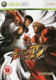 Street Fighter IV 4 Xbox 360 rabljena_front_265.jpg