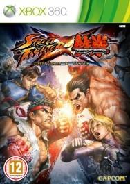 Street Fighter X Tekken  Xbox 360 rabljena_front_265
