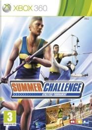 Summer Challenge Athletics Tournament  Xbox 360 rabljena_front_265