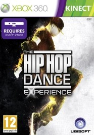 Hip Hop Dance Experience rabljena Xbox 360 kinect_front_265