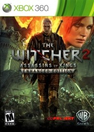 The Witcher 2 Enhanced Xbox 360 rabljena_front_265