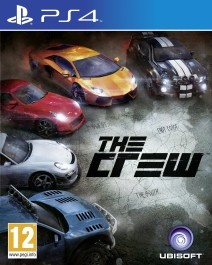 The Crew (rabljena) PlayStation 4 (PS4)_front_265