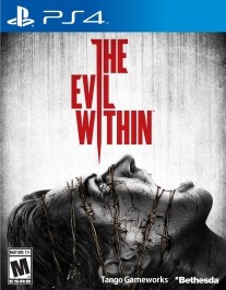 The Evil Within (rabljena) PlayStation 4 (PS4)_front_3
