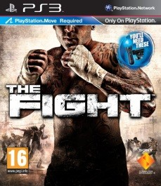 The Fight PlayStation 3 (PS3)(rabljena)(move)_front_265