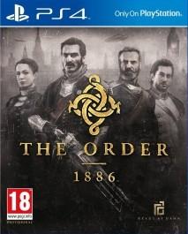 The Order: 1886 (rabljena) PlayStation 4 (PS4)_front_265