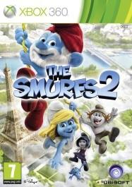 The Smurfs 2  Xbox 360 rabljena_front_265