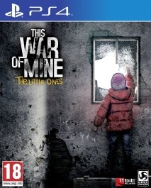 This War Of Mine: The Little Ones (nova) PlayStation 4 (PS4)_front_265