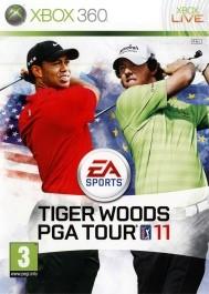 Tiger Woods PGA Tour 11 Xbox 360 rabljena_front_265