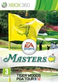 Tiger Woods PGA Tour 12 The Masters Xbox 360 rabljena_front_265
