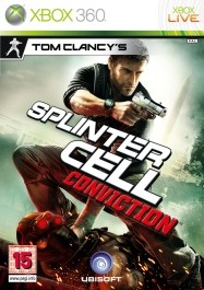 Tom Clancy's Splinter Cell Conviction Xbox 360 rabljena_front_265
