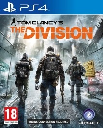 Tom Clancy's The Division (rabljena) PlayStation 4 (PS4)_front_265