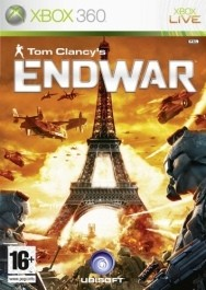 Tom Clancy's End War Xbox 360 rabljena_front_265