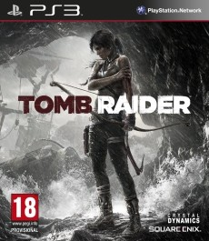 Tomb Raider PlayStation 3 (PS3) rabljena_front_265