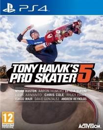 Tony Hawk's Pro Skater 5 (rabljena) PlayStation 4 (PS4)_front_265