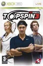 Top Spin 3 Xbox 360 rabljena_front_265