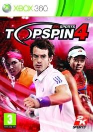 Top Spin 4 Xbox 360 rabljena_front_265