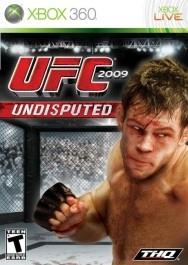 UFC Undisputed 2009 Xbox 360 rabljena_front_265