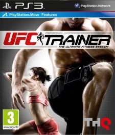 UFC Personal Trainer rabljena PlayStation 3 (PS3) Move_front_265