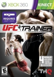 UFC Personal Trainer Xbox 360 kinect rabljena_front_265
