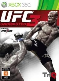 UFC Undisputed 3 Xbox 360 front_265