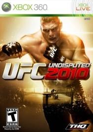 UFC Undisputed 2010 Xbox 360 rabljena_front_265