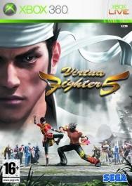 Virtua Fighter 5 Xbox 360 rabljena_front_265