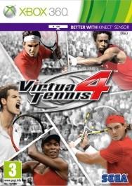 Virtua Tennis 4 Xbox 360 rabljena_kinect_front_265