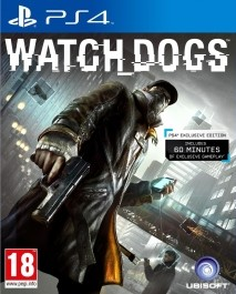 Watch Dogs (rabljena) PlayStation 4 (PS4)_front_265