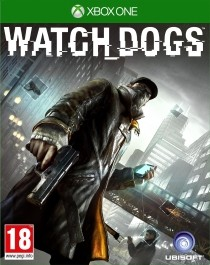 Watch Dogs (rabljena) Xbox One_front_265