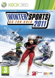 Winter Sports 2011: Go for Gold  Xbox 360 rabljena_front_265