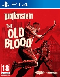 Wolfenstein The Old Blood (nova) PlayStation 4 (PS4)_front_265
