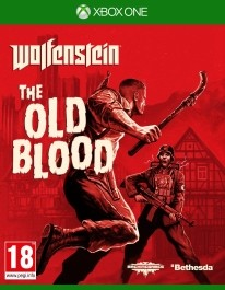Wolfenstein: The Old Blood (rabljena) Xbox One_front_3