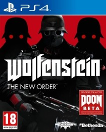 Wolfenstein: The New Order (rabljena)  PlayStation 4 (PS4)_front_265