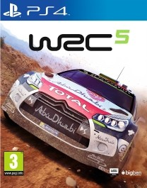 WRC 5 (nova) PlayStation 4 (PS4)_front_265