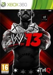 WWE 13 Xbox 360 rabljena_front_265