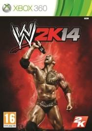 WWE 2K14  Xbox 360 rabljena_front_265