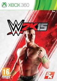 WWE 2K15  Xbox 360 rabljena_front_265