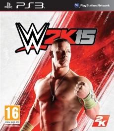 WWE 2K15 (rabljena) PlayStation 3 (PS3)_front_265