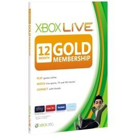 Xbox Live Gold 12 mesečna naročnina Microsoft Xbox 360_265